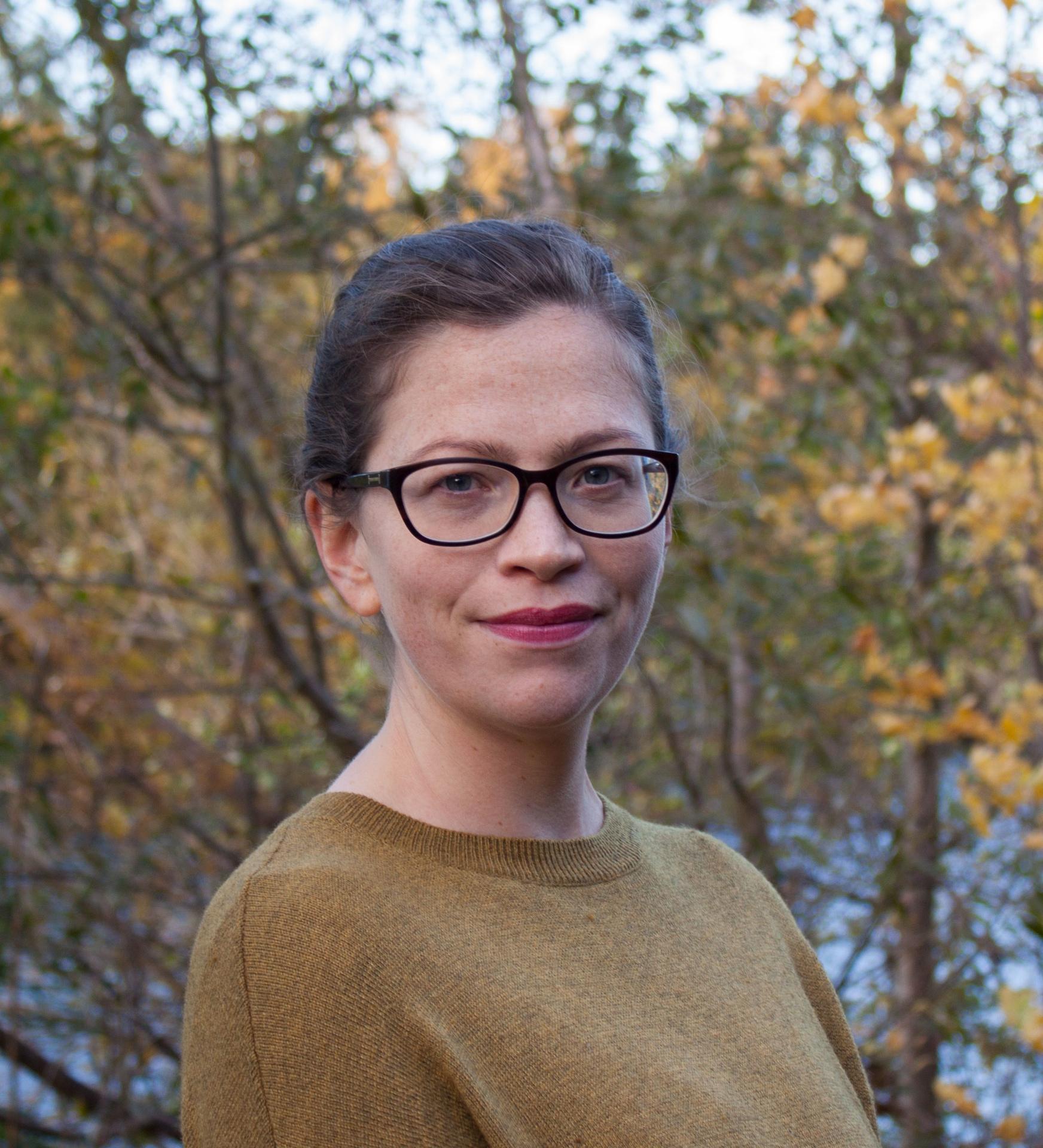 Sandra Ringarp porträtt