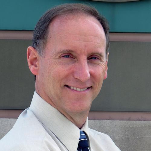 Mark Lumley, en av upphovspersonerna bakom EAET