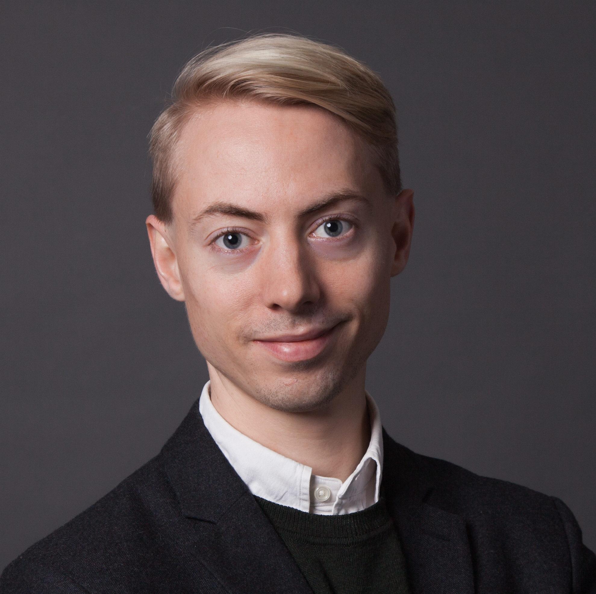 Porträtt Mikkel Reher-Langberg